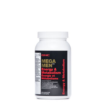 Mega Men® Energy and Metabolism  | GNC