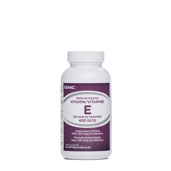 Vitamin E with Selenium  | GNC